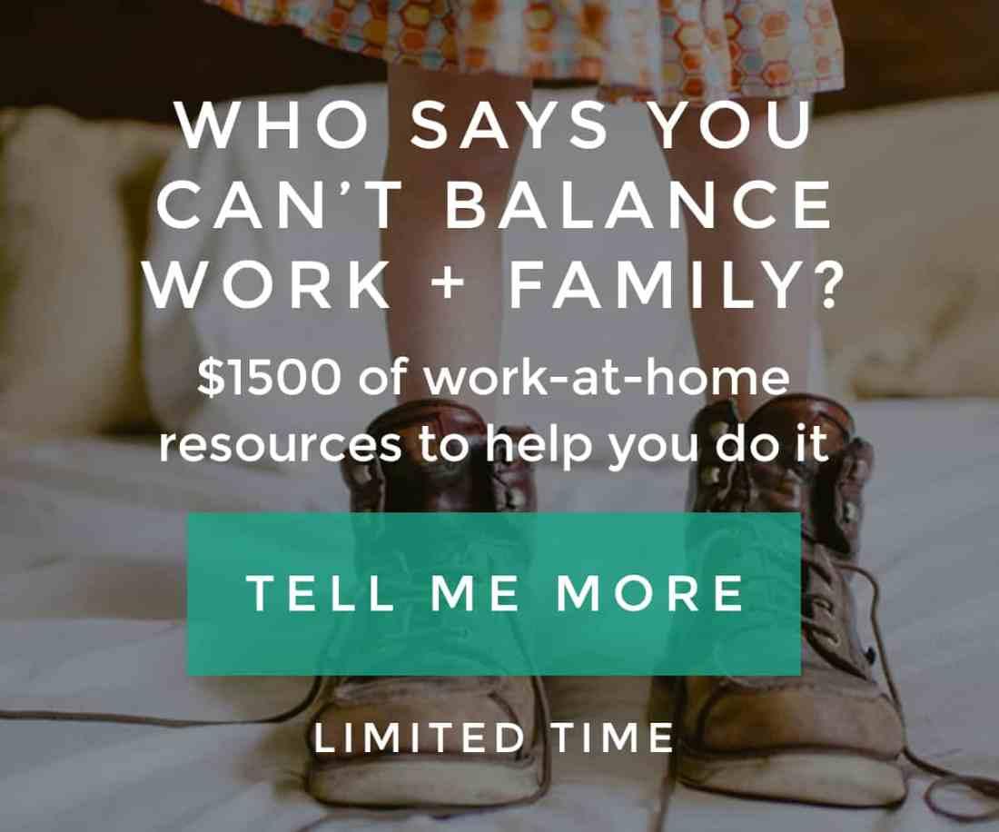 Work at Home Life Bundle