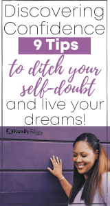 9 tips to ditch self-doubt