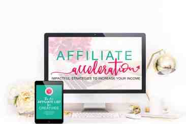 affiliate accelleration course