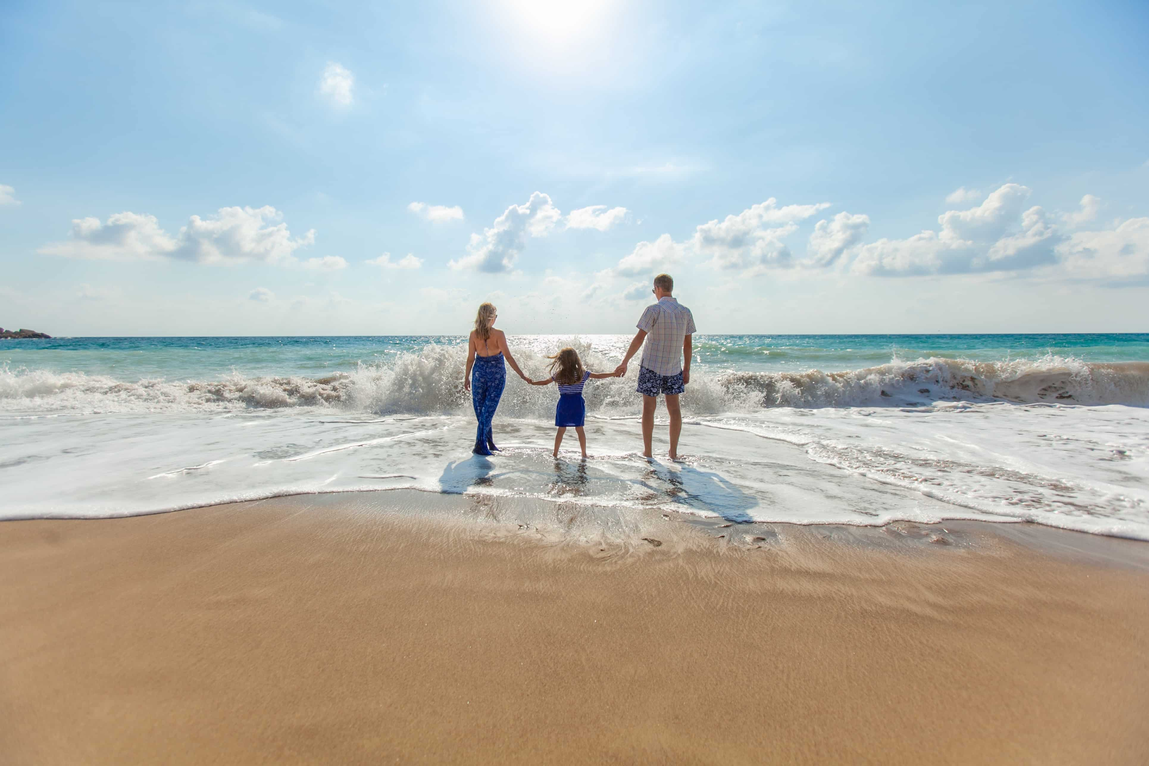 save money on family vacations and entertainment