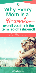 why every mom is a homemaker (1)
