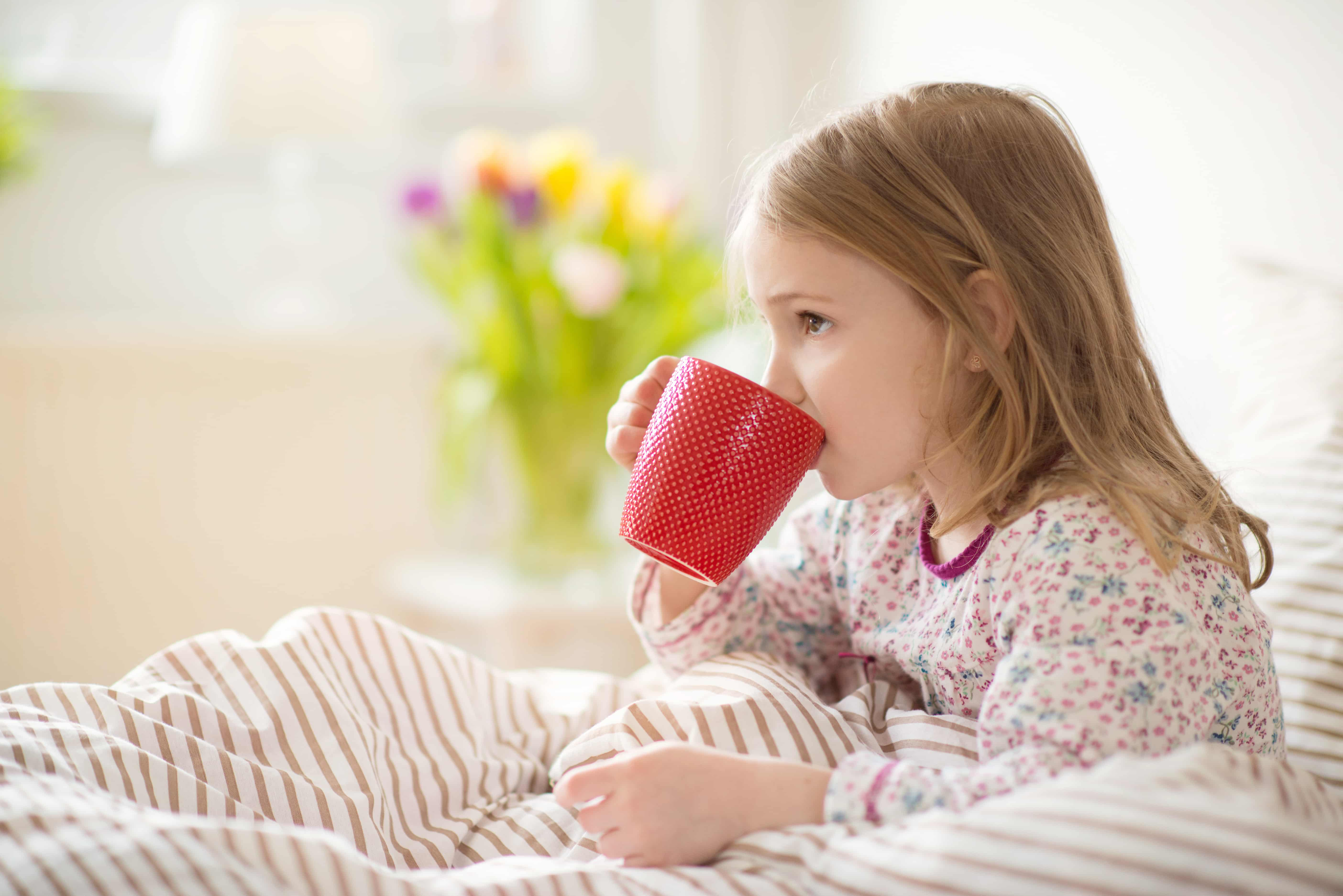 Natural ways to build your child's immunity
