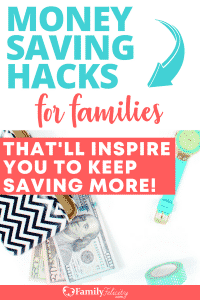 Want to save more money but don't know where to start? These super easy money saving hacks will inspire you to keep saving more! #money #personalfinances #savingmoney #makingmoney #budget