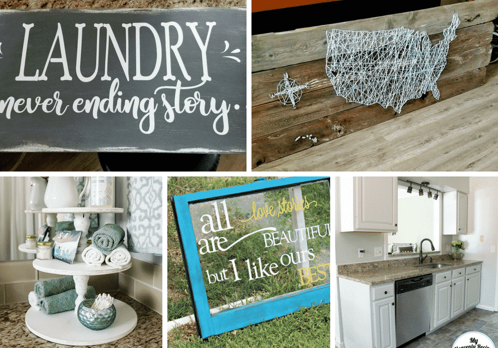 DIY Farmhouse Decor Projects