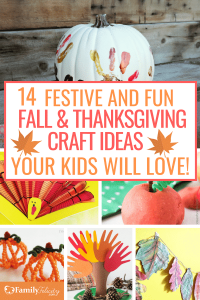 These fall inspired crafts ideas for kids are super easy and fun to celebrate the season of Fall with your kids! #crafts #craftsforkids #kidsandparenting #activities #parenting #kids