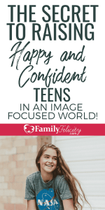 Having struggles with your teen? Try these simple tips to help you raise happy and confident teens in a negative world! #kidsandparenting #parenting #parentingtips #teens #tweens