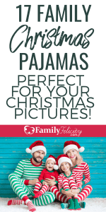 These family christmas pajamas are perfect for your entire family. Bringing the joy back into the Holidays. #christmas #family #christmas #kidsandparenting #parenting
