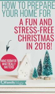 Christmas with kids can be stressful - great tips to enjoy the holidays. #christmas #kidsandparenting #family #holidays