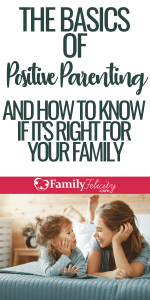 Are you feeling overwhelmed with getting your kids to listen? Try positive parenting! This way of parenting really works and actually makes you a better, happier mom in the process! #kidsandparenting #parenting #positiveparenting