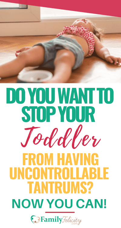 Never have to deal with another soul-wrenching toddler temper tantrum again. These tips will help you stop tantrums before they start! #toddlers #raisingtoddlers #toddlerapproved #kidsandparenting #positiveparenting