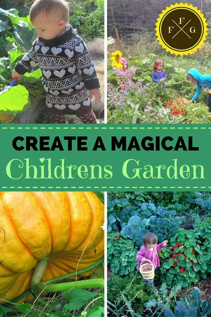 Creating a Magical Children's Garden on Magical Backyard Ideas id=23374