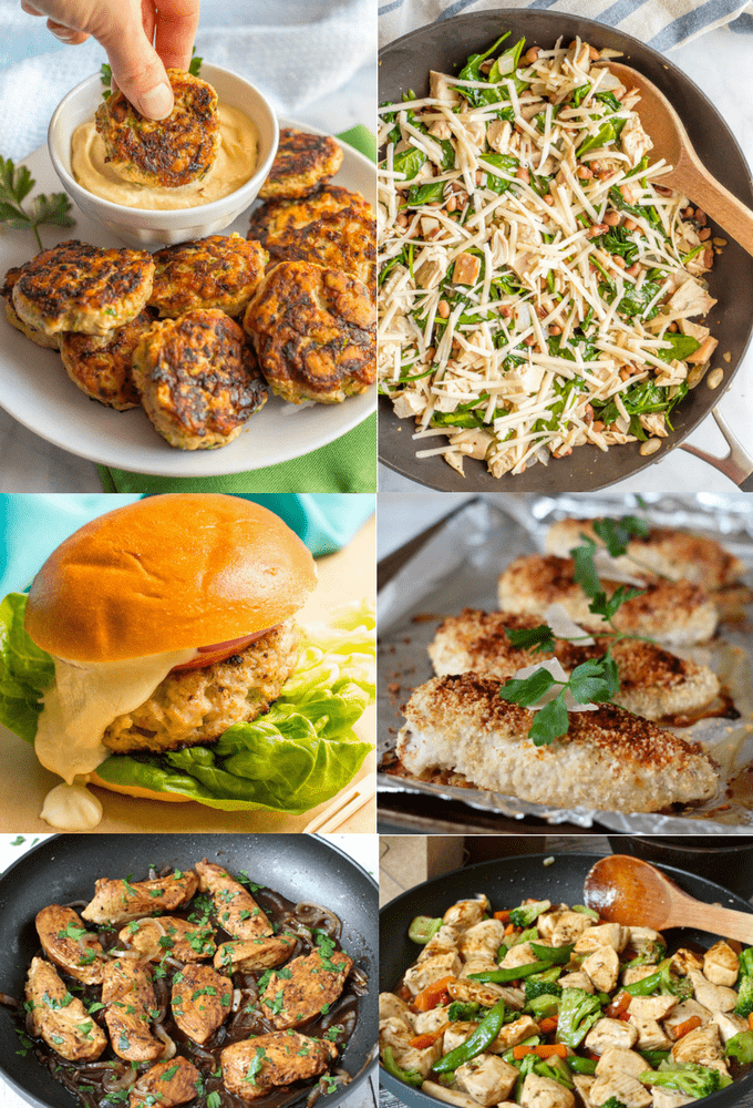 Easy Chicken Recipes with Few Ingredients Archives ...