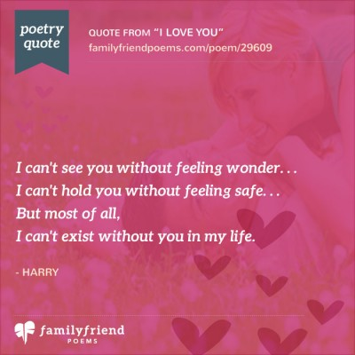 7 Husband to Wife Valentine Day Poems
