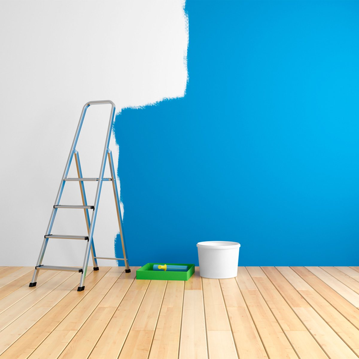 How to Paint a Room Fast | Family Handyman on Room Painting id=95678