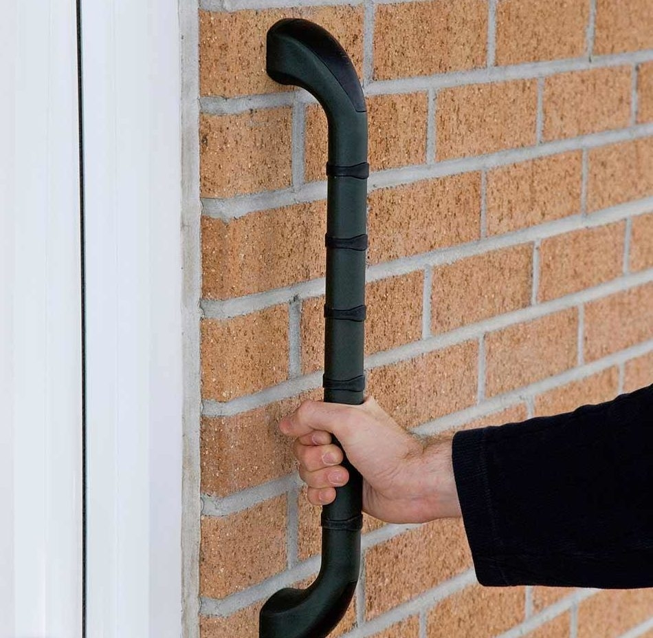 Make A Home Safe For Older Folks | Outdoor Handrails For Elderly | Mobility | Old Person | Deck | Ireland | Wrought Iron