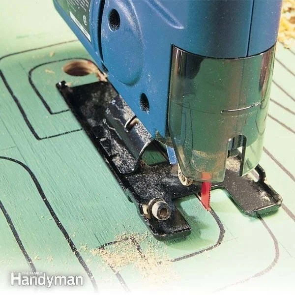 How To Use A Jigsaw The Family Handyman