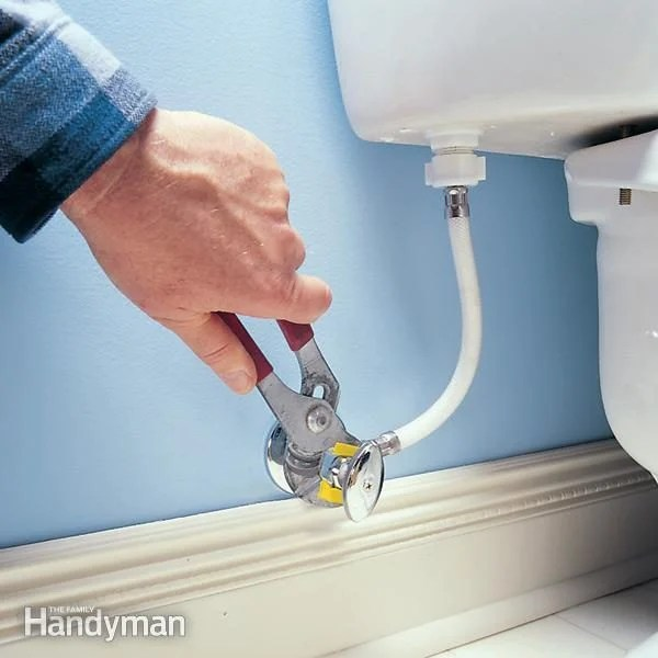How To Fix A Leaking Shutoff Valve The Family Handyman