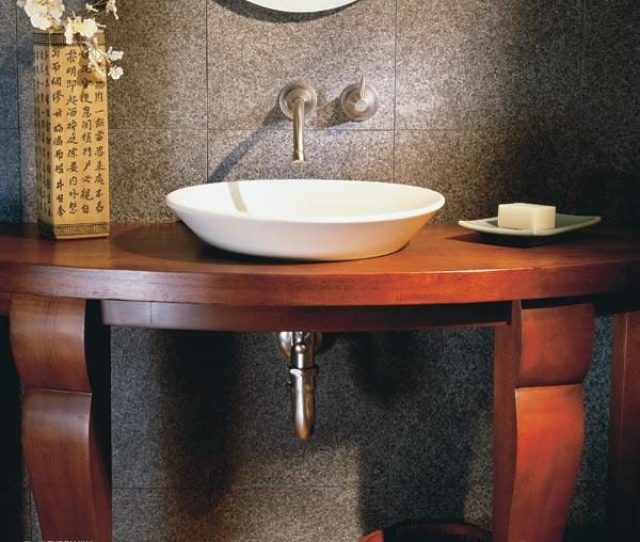Elegant Small Bathroom