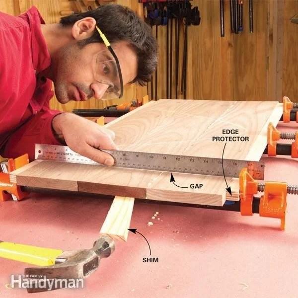 Edge Gluing Boards