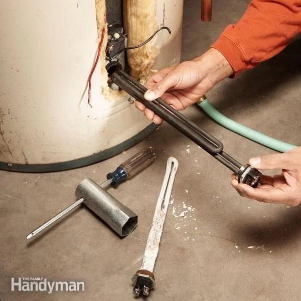 Electric Water Heater Repair Parts