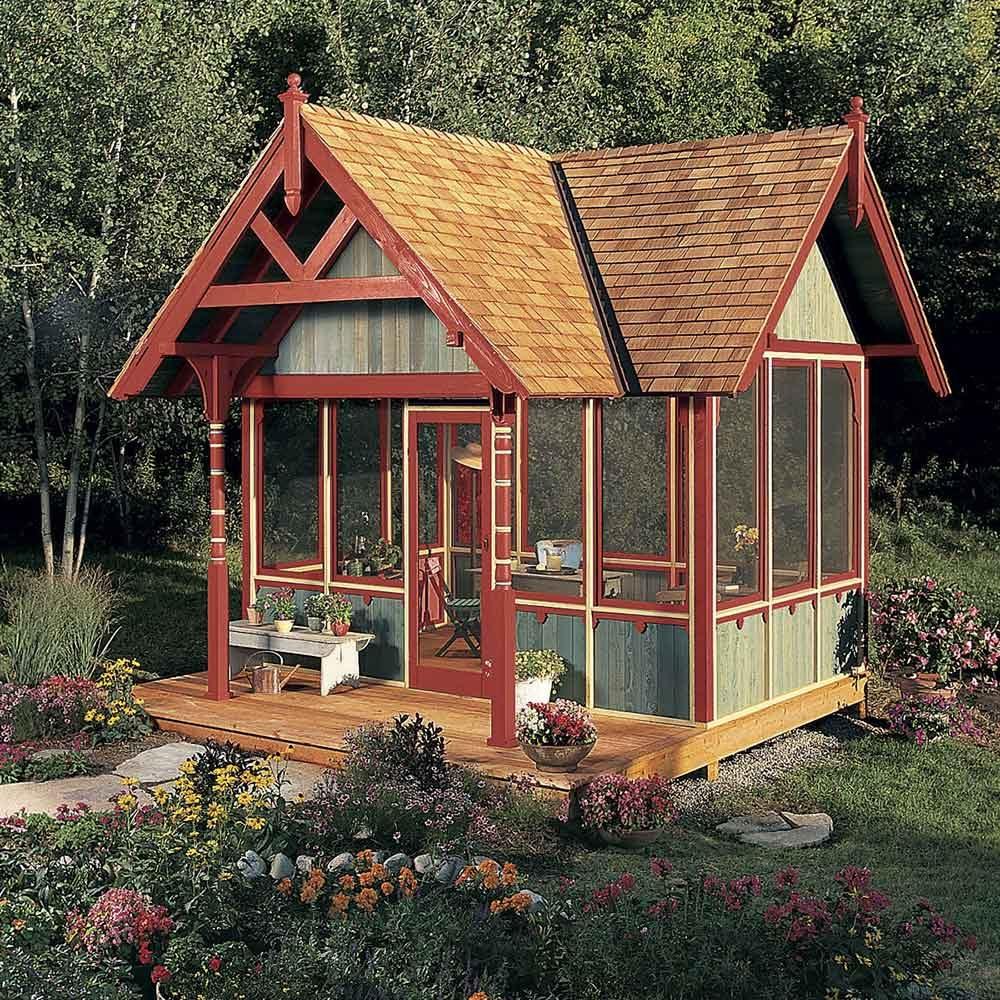 Screen Porch Designs Houses