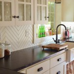 12 Awesome Backsplashes That Aren T Tile Family Handyman