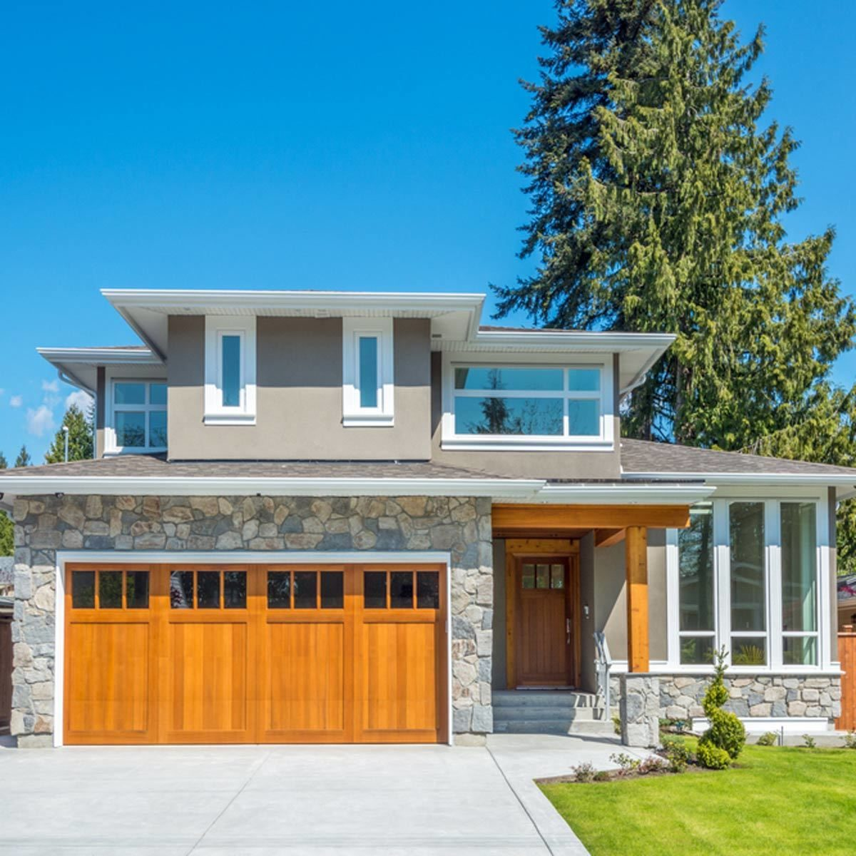12 Remodeling Ideas That Will Pay Off | The Family Handyman on Garage Door Color Ideas  id=47965