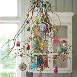 21 Alternative Diy Christmas Tree Ideas The Family Handyman