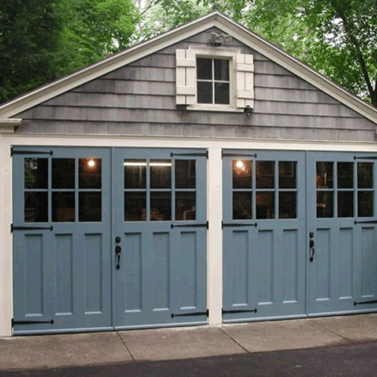 15 House Painting Ideas That Improve Curb Appeal — The ... on Garage Door Paint Ideas  id=89893