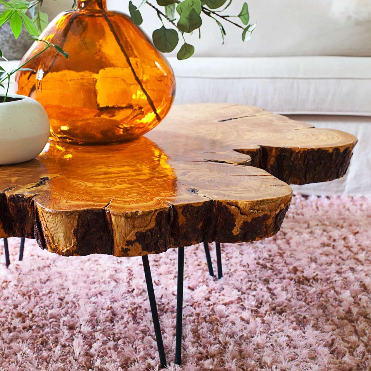 12 incredible diy end tables simple