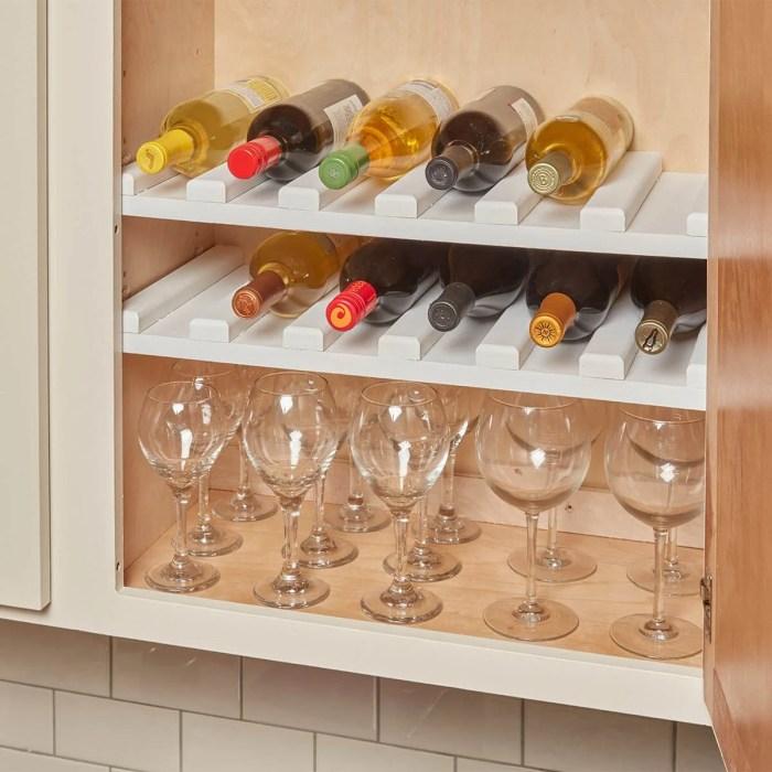 23 wine racks and hacks the family