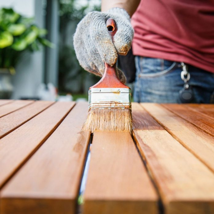 15 tips for painting outdoor furniture