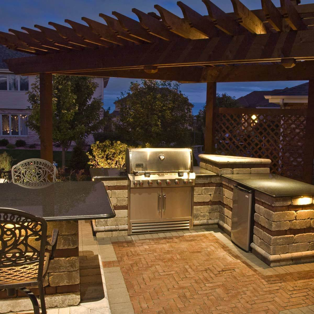 12 Ideas For Lighting Up Your Deck Family Handyman The