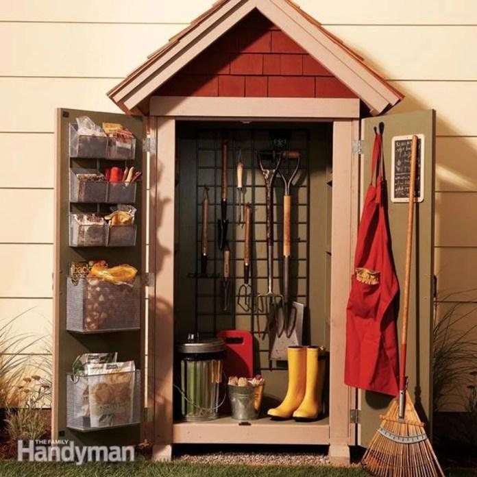 patio storage ideas