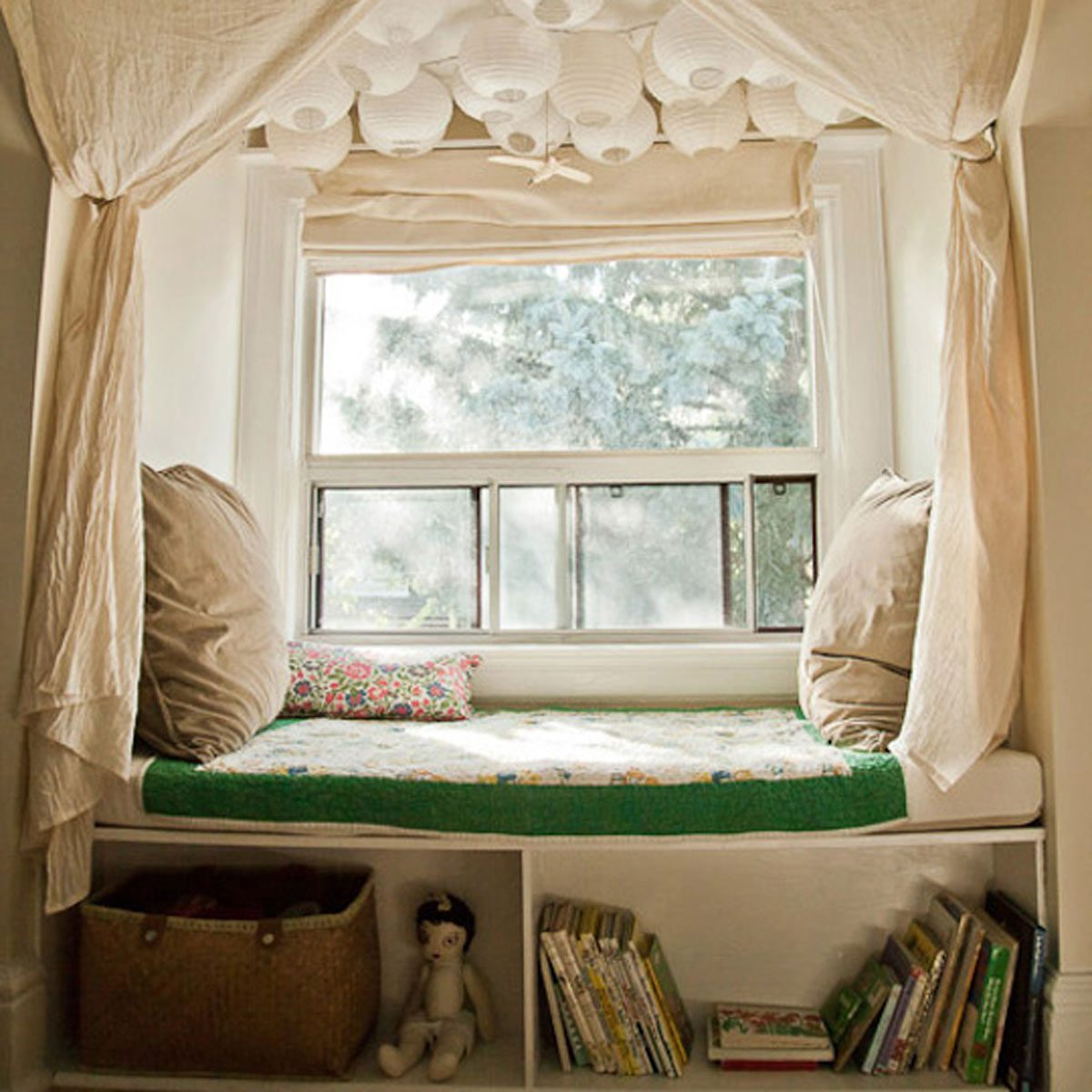 10 Reading Nook Ideas — The Family Handyman on Nook's Cranny Design Ideas  id=17169
