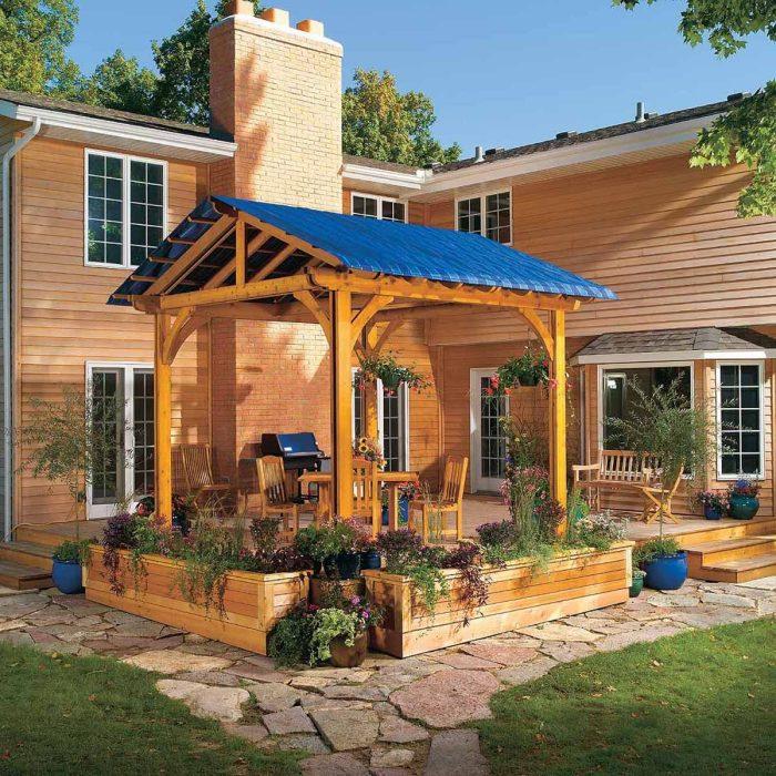 34 awesome diy backyard ideas family