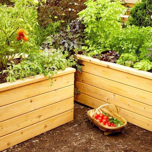 build self watering planters diy
