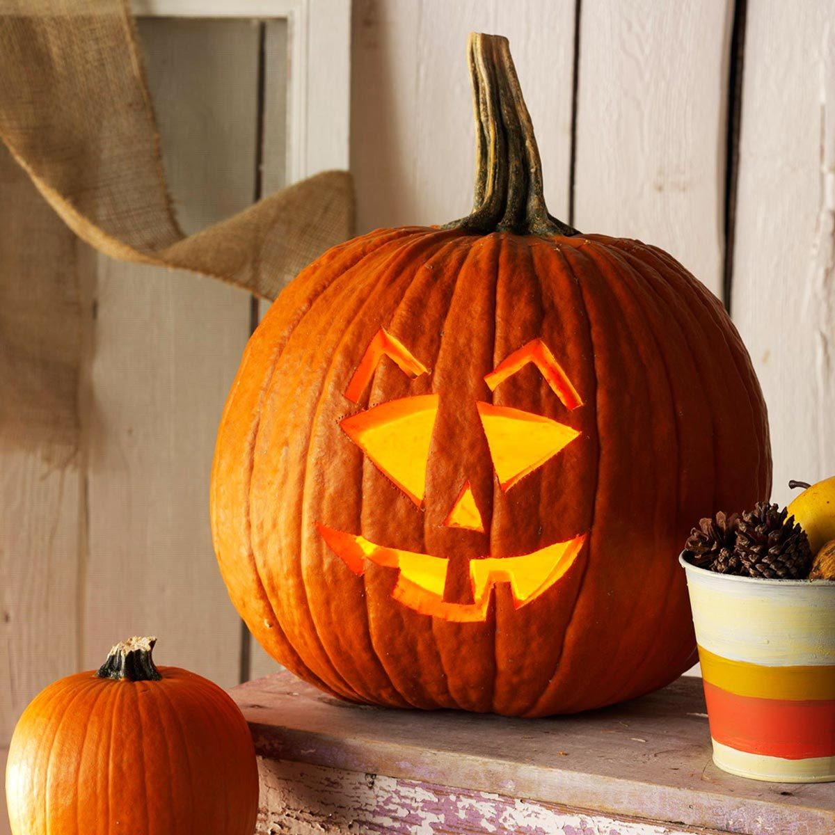 20 Jack O Lantern Ideas That Ll Make You Wish You Had A