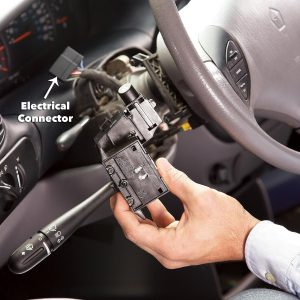 How to Fix IntermittentWiper & Turn Signal Problems on the Multifunction Switch