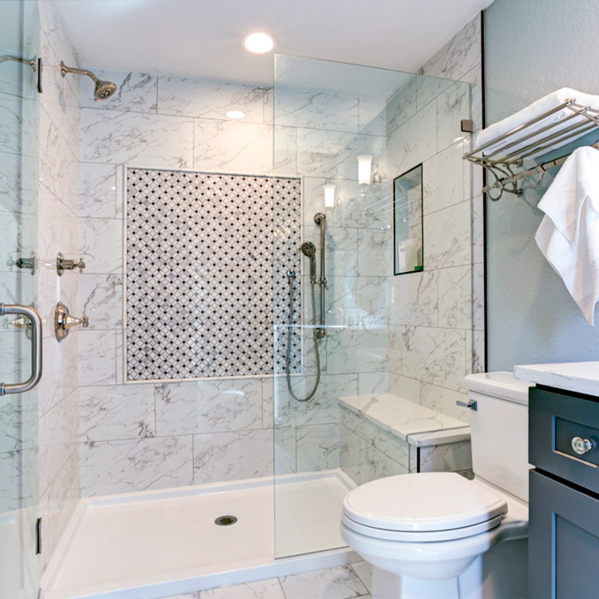 15 Remodeling Ideas that Will Pay Off in 2019   Family ... on Small Bathroom Remodel Ideas 2019  id=39895