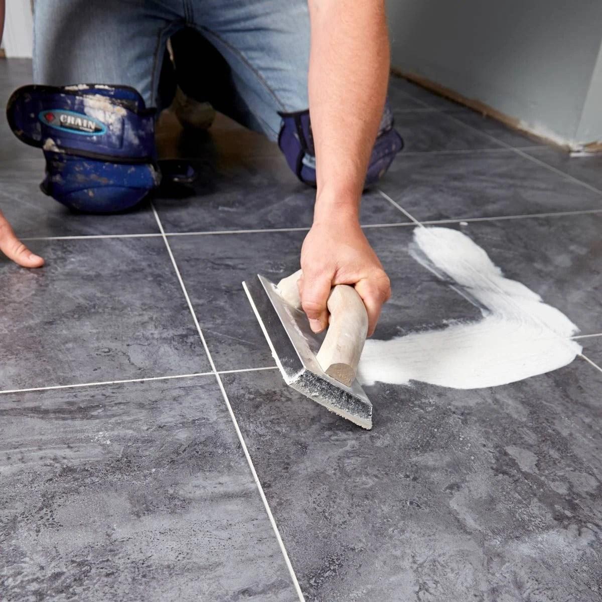 luxury vinyl tile installation diy
