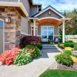 Flower Bed Ideas For The Front Of Your House