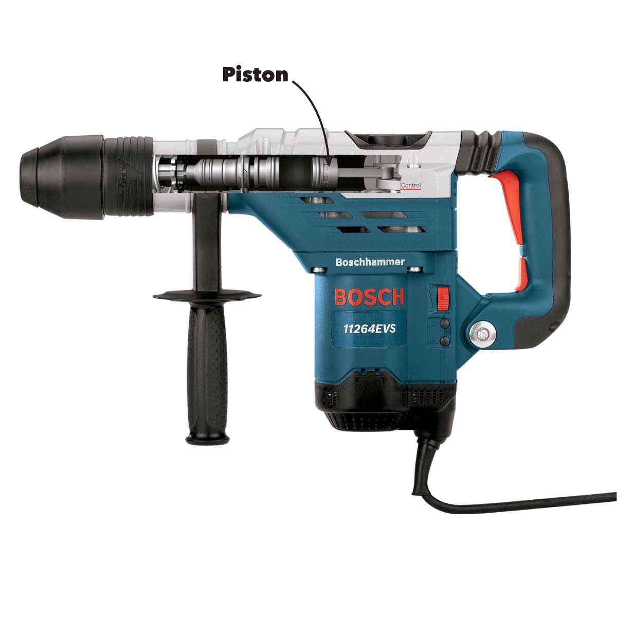 What Is A Hammer Drill Vs Rotary Hammer With Pictures