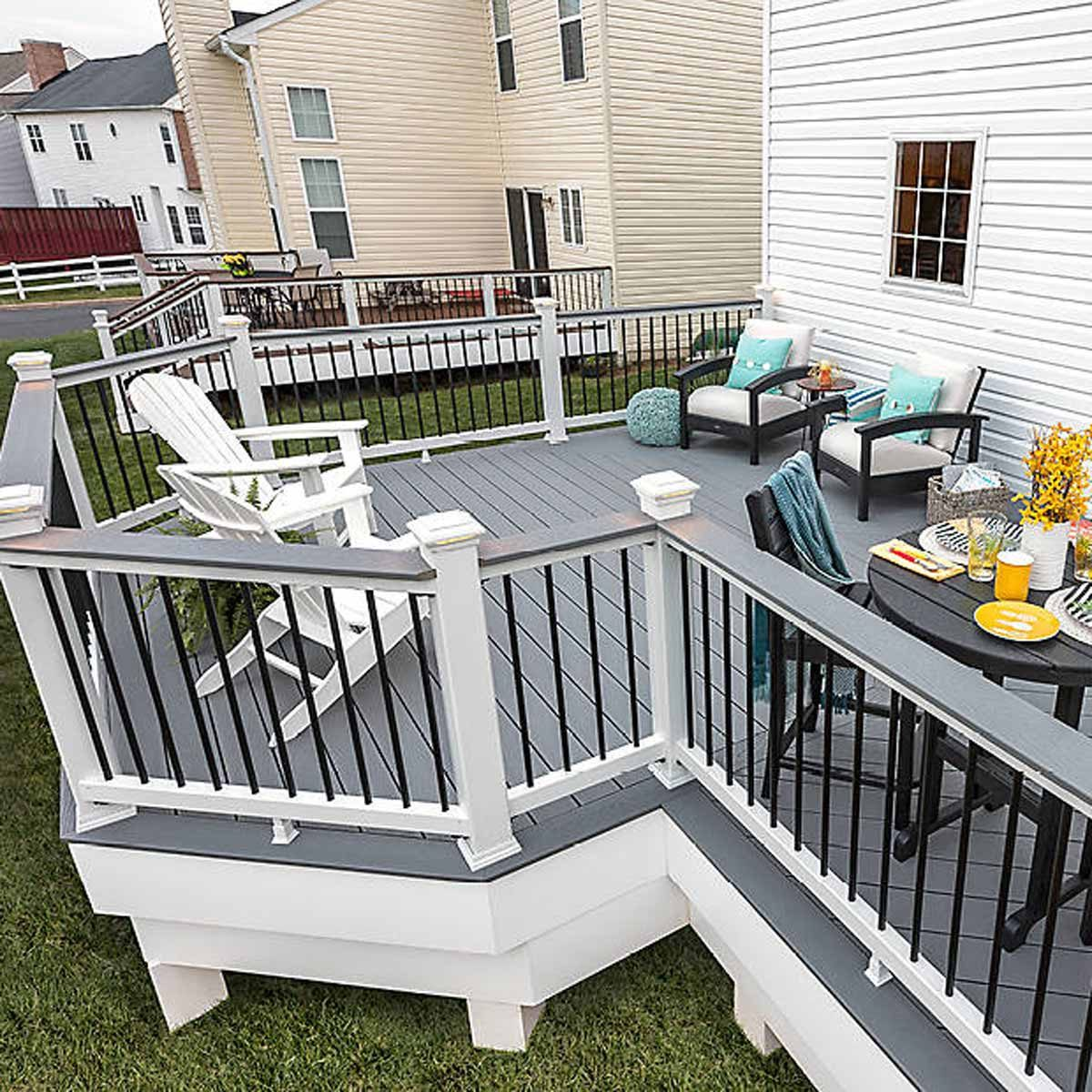 how to calculate trex decking cost for
