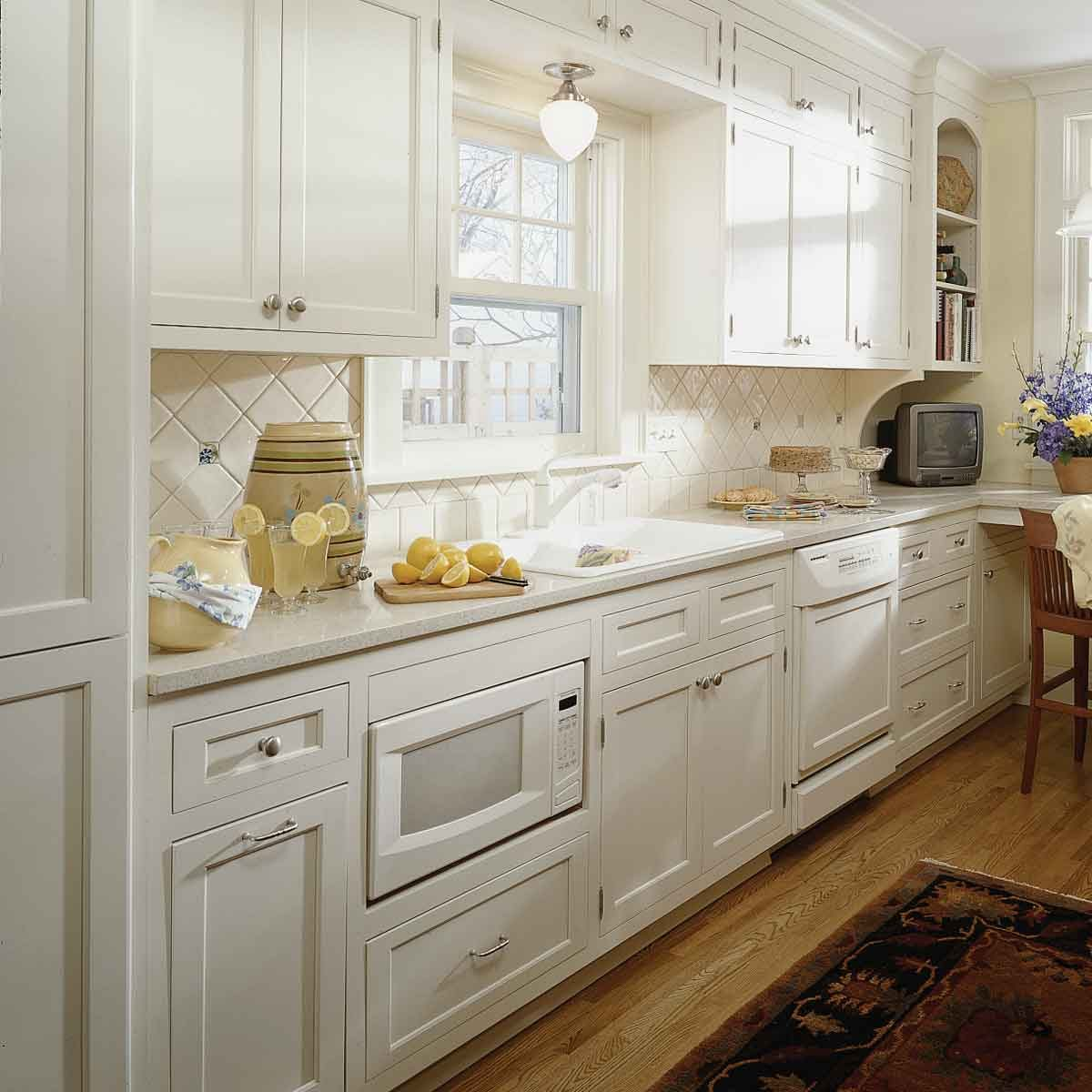 10 Small Kitchen Ideas to Maximize Space! | The Family ... on Small Kitchen Ideas  id=97495