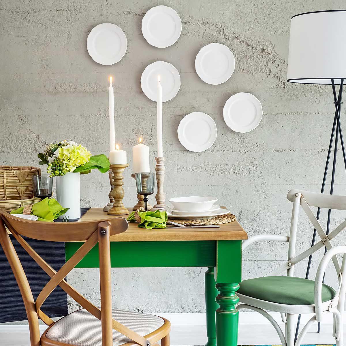 Fun Dining Room Wall Décor Ideas | Family Handyman on Decor For Room  id=15206