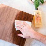 How To Clean Butcher Block Countertops Diy Family Handyman