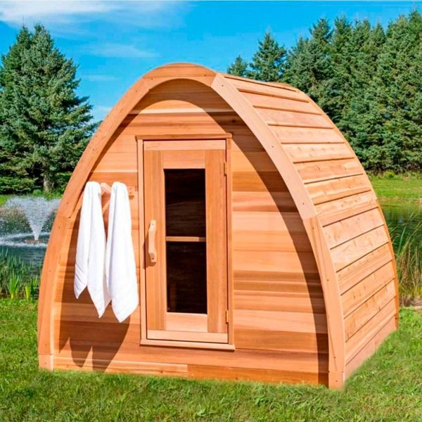 12 Hot Home Sauna Picks | Family Handyman
