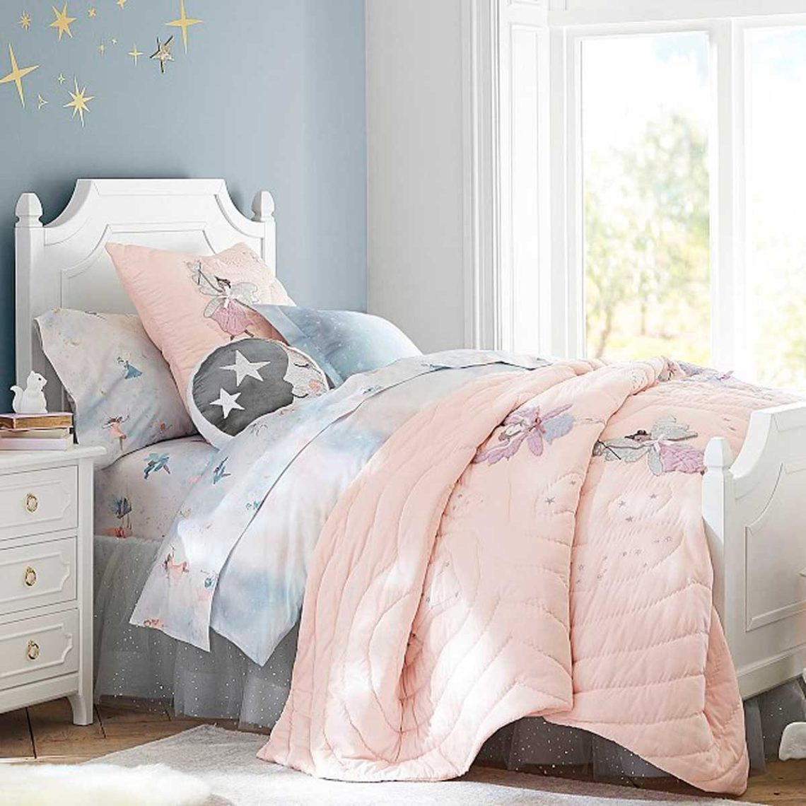 10 Ideas For Painting A Girl S Bedroom The Family Handyman