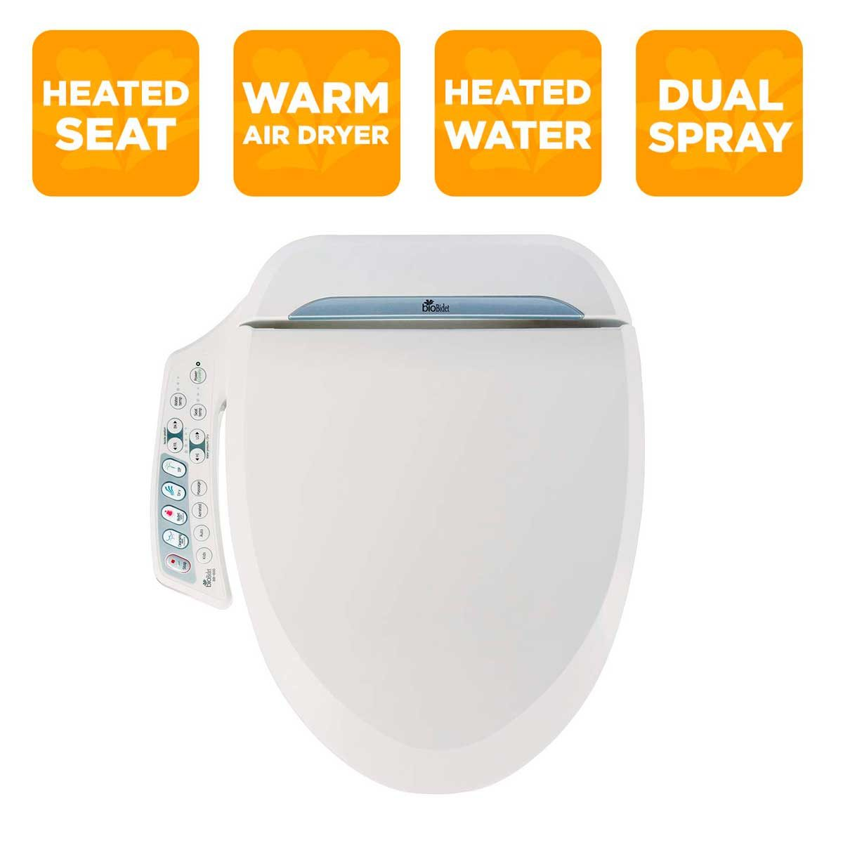 Bidet Toilets The 8 Best Bidet Toilet Seats For 2020